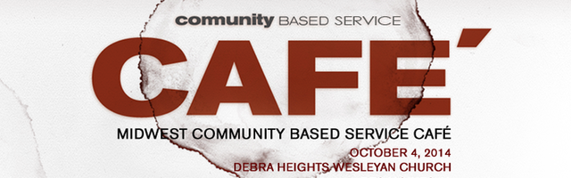 Midwest Community-Based Service Café